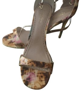 Charles David Brown multi Sandals