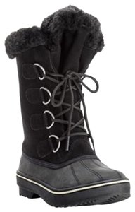 Style & Co Snow Waterproof Black Boots