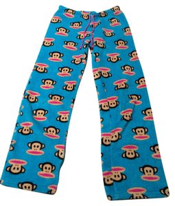 Paul Frank Relaxed Pants Turquoise