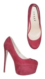 core collection coral red Platforms