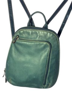 St. John Faux Adjustable Backpack
