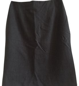 H&M Skirt Dark gray