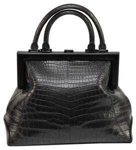 Perrin Paris Tote in Black