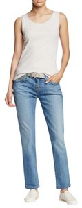 True Religion New With Tags Boyfriend Cut Jeans-Light Wash