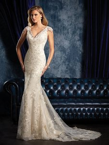 Alfred Angelo Alfred Angelo Style 956 Wedding Dress