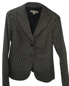 New York & Company Black and white Blazer
