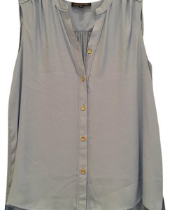 Jones New York Top Soft blue