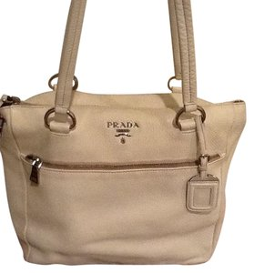 Prada Tote in cream