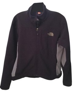 The North Face Purple two toned Jacket