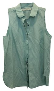 Creatures of Comfort Button Down Shirt Seafoam Green