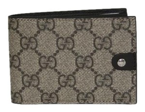 Gucci Gucci 281968 Jolly T. GG Supreme Unisex Wallet