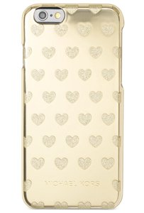 Michael Kors New iPhone 6 or 6s Gold Smartphone Case