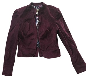 Lucky Brand Purple Blazer