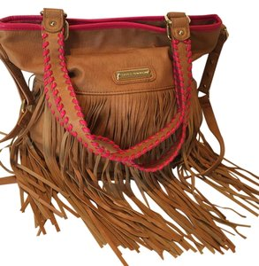 Steve Madden Fringe Cross Body Bag
