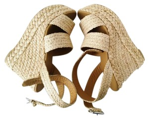 Polo Ralph Lauren Beige/Natural Wedges