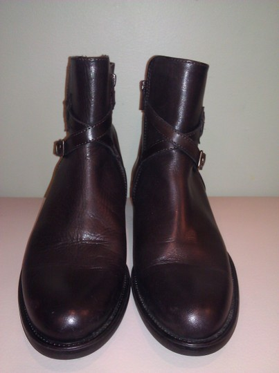 Villager Brown Boots