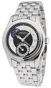 Armand Nicolet $6550 New ARMAND NICOLET Women Swiss Luxury Automatic Watch