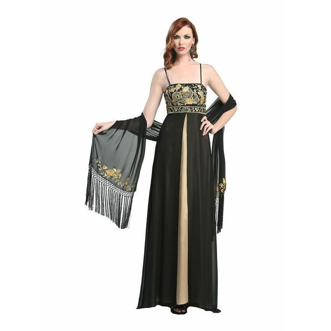Preload https://img-static.tradesy.com/item/19701423/sue-wong-blackgold-embroidered-bodice-formal-dress-size-4-s-0-0-650-650.jpg
