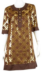 Marc by Marc Jacobs Silk Tunic Dress