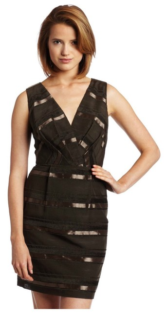 Preload https://img-static.tradesy.com/item/19701725/max-and-cleo-brown-novelty-marine-short-casual-dress-size-6-s-0-1-650-650.jpg