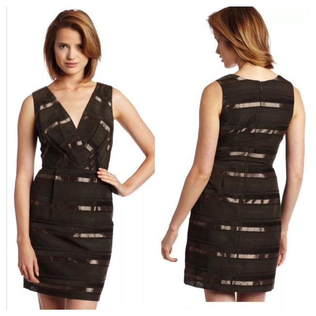 Max and Cleo short dress BROWN on Tradesy Image 1