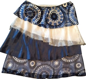 Skirt Blue Multi