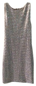Topshop Sequins Sparkle Glitter Dress