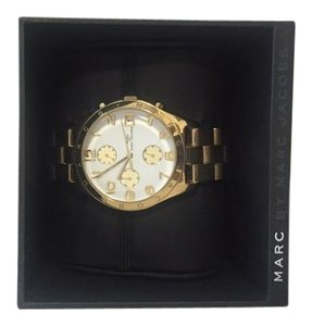 Marc by Marc Jacobs Marc Jacobs Gold Watch