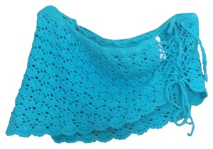 Beauty & the Beach Crochet Sarong Cover Up