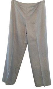 Talbots Straight Pants Grey