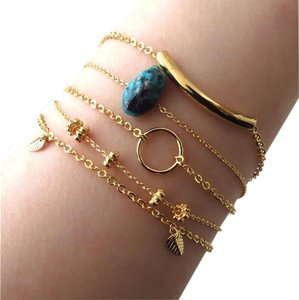 Elliot Francis All 5 Bracelets Boho Set