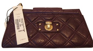 Marc Jacobs NEW Marc Jacobs quilted long wallet