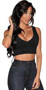 Hot Miami Style Miami Top Black