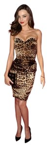 Dolce&Gabbana Leopard Dress