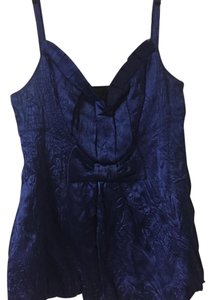 Marc Jacobs Top Midnight Blue