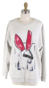 Alexander McQueen Bunny Statement Sweater