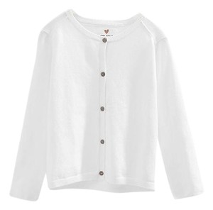 Zara Girls Button Down Shirt White