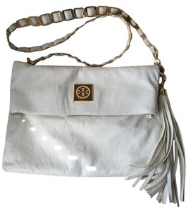 Tory Burch Toryburchbag Crossbodybag White Messenger Bag