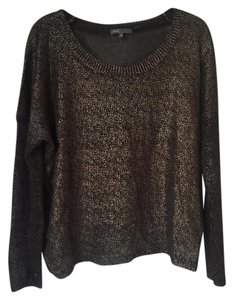 Vince Matte Golden Comfortable Sweater