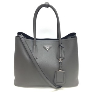 Prada Satchel in Gray