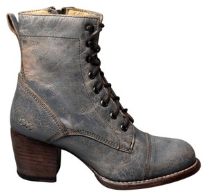 Bed Stü Silver Lux Boots