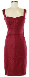 Diane von Furstenberg Sweetheart Shift Sheath Dress