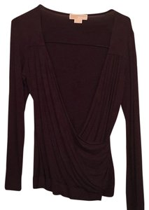 MICHAEL Michael Kors Top Brown