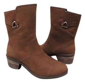 Teva Cowboy Midcalf Brown Boots