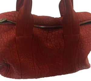 Alexander Wang Satchel in Red