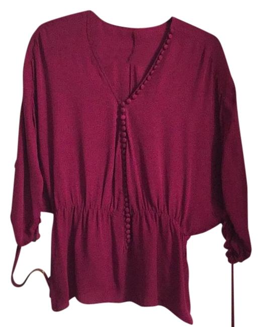 Elizabeth and James Pink Blouse Size 4 (S) Elizabeth and James Pink Blouse Size 4 (S) Image 1
