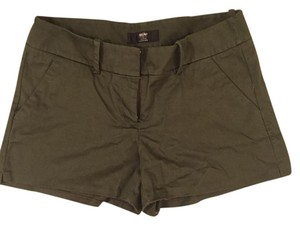 Mossimo Supply Co. Mini/Short Shorts army green
