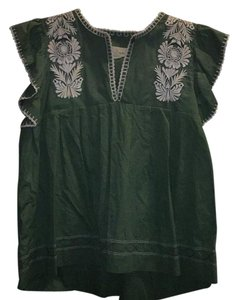 By Malene Birger Top Green