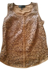 Bagatelle Genuine Leather Top Tan/Camel