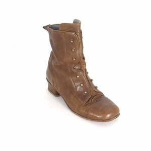 Pep Monjo Brown Boots